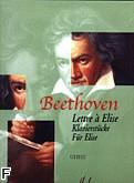 Okładka: Beethoven Ludwig van, Lettre pour Elise - URTEXT