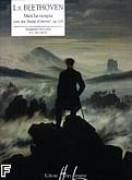Okładka: Beethoven Ludwig van, Marche Turque des Ruines d'Athenes Arrgt. HEUMANN