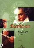 Ok�adka: Beethoven Ludwig van, Sonate No 1, f-moll, Op. 2 nr 1 - URTEX