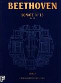 Okładka: Beethoven Ludwig van, Sonate N°15 - URTEXT D-dur Op.28