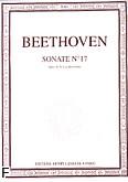 Ok�adka: Beethoven Ludwig van, Sonate No.17 Op. 31 Nr. 2 -