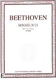 Okładka: Beethoven Ludwig van, Sonate No 21 - Op. 53 en Ut Majeur