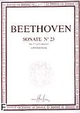 Ok�adka: Beethoven Ludwig van, Sonate No 23 en Fa mineur Op.57