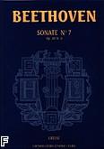 Okładka: Beethoven Ludwig van, Sonate nr 7 - URTEXT D-dur Op. 10  nr 3