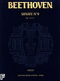 Ok�adka: Beethoven Ludwig van, Sonate Nr 9 - URTEXT E-dur Op.14 Nr 1