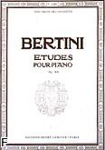 Okładka: Bertini Henry, 25 Etudes pour piano Op. 100 - pour les petites mains