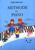 Ok�adka: Chow Ching Ling, M�thode de Piano Vol.1