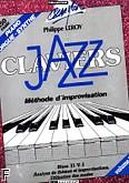 Okładka: Leroy Philippe, Jazz Claviers