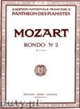 Okładka: Mozart Wolfgang Amadeusz, Rondo No. 2 - A minor