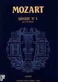 Okładka: Mozart Wolfgang Amadeusz, Sonate Nr 1, KV 279, Do Maj. - URTEXT