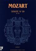 Okładka: Mozart Wolfgang Amadeusz, Sonate Nr 10, KV 330, Do Maj. - URTEXT