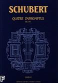 Okładka: Schubert Franz, Impromptus Op.142  - URTEXT