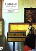 Okładka: Schubert Franz, Marche Militaire Op.51 N°1 Arrgt. HEUMANN
