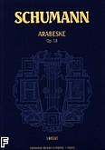 Ok�adka: Schumann Robert, Arabesque Op.18 - URTEXT