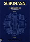 Ok�adka: Schumann Robert, Scenes d'Enfants Op.15 - URTEXT
