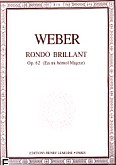 Okładka: Weber Carl Maria von, Rondo Brillant Op. 62