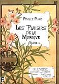 Ok�adka: Mendels-Voltchikis Arlette, Plaisirs de la Musique Vol. 1B