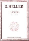 Okładka: Heller Stefan, 25 etiud, op.47 nr 1, 2