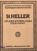 Ok�adka: Heller Stefan, 30 etiud u�o�onych progresywnie, op.46
