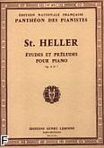 Okładka: Heller Stefan, 24 Etiudy. Art de Phraser Op.16 Vol.1
