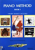 Okładka: Herve Charles, Pouillard Jacqueline, Piano Method Book Vol.1