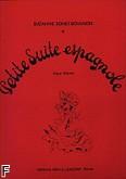 Okładka: Sohet-Boulnois Suzanne, Petite Suite Espagnole