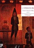 Okładka: Strauss Johann syn, Tritsch-Tratsch - Polka Op.214 Arrgt. HEUMANN