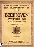 Okładka: Beethoven Ludwig van, Symfonia N°4 - B Op.60