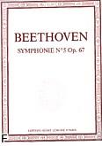 Ok�adka: Beethoven Ludwig van, Symfonia No 5 - Do min. Op.67