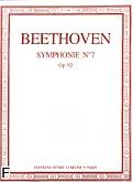 Okładka: Beethoven Ludwig van, Symfonia N°7 - A-dur Op.92