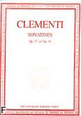 Ok�adka: Clementi Muzio, Sonatines Op.37 et 38 (6)