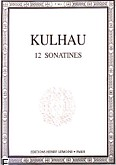 Okładka: Kuhlau Friedrich Daniel Rudolf, Sonatines Op.20,55,59 (12)