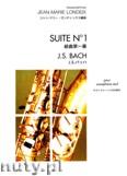 Ok�adka: Bach Johann Sebastian, Suite N�1