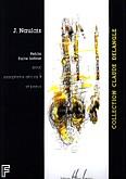Ok�adka: Naulais J�r�me, Petite Suite Latine - Saxophone et Piano