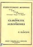 Okładka: Rawson H., Enseignement Moderne du Jazz, Hot, Swing, Improvisation