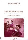 Okładka: Masson Thierry, Mes Premiers Pas - Violoncelle et Piano
