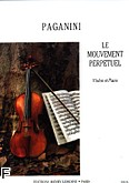 Okładka: Paganini Niccolo, Mouvement Perpétuel - Violon et Piano