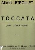 Okładka: Ribollet Albert, Toccata