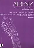 Ok�adka: Alb�niz Isaac, Espana Op.165 et Chants d'Espagne Op.232
