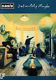 Okładka: Oasis, Definitely Maybe