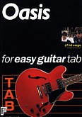 Okładka: Oasis, 17 Hit Songs For easy guitar tab