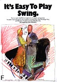 Ok�adka: Watters Cyril, It's easy to play Swing