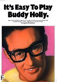 Okładka: , It's easy to play Buddy Holly