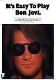 Ok�adka: , It's easy to play Bon Jovi