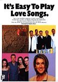 Ok�adka: , It's easy to play Love Songs