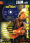 Okładka: Dire Straits, Jam with ... +CD