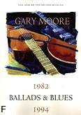 Ok�adka: Moore Gary, Ballad i Blues 1982-1994