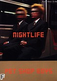 Ok�adka: Pet Shop Boys, Nightlife