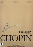Okładka: Chopin Fryderyk, Preludia Op. 28, 45
