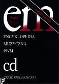 Okładka: , Encyklopedia muzyczna PWM t.2 - suplement cd